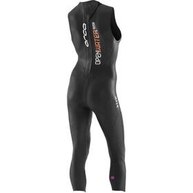 ORCA RS1 Openwater Traje Triatlón sin Mangas Mujer, black